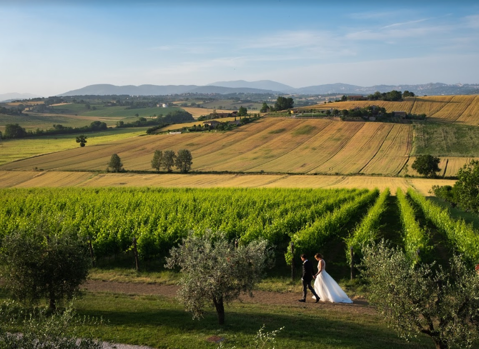 location matrimonio umbria