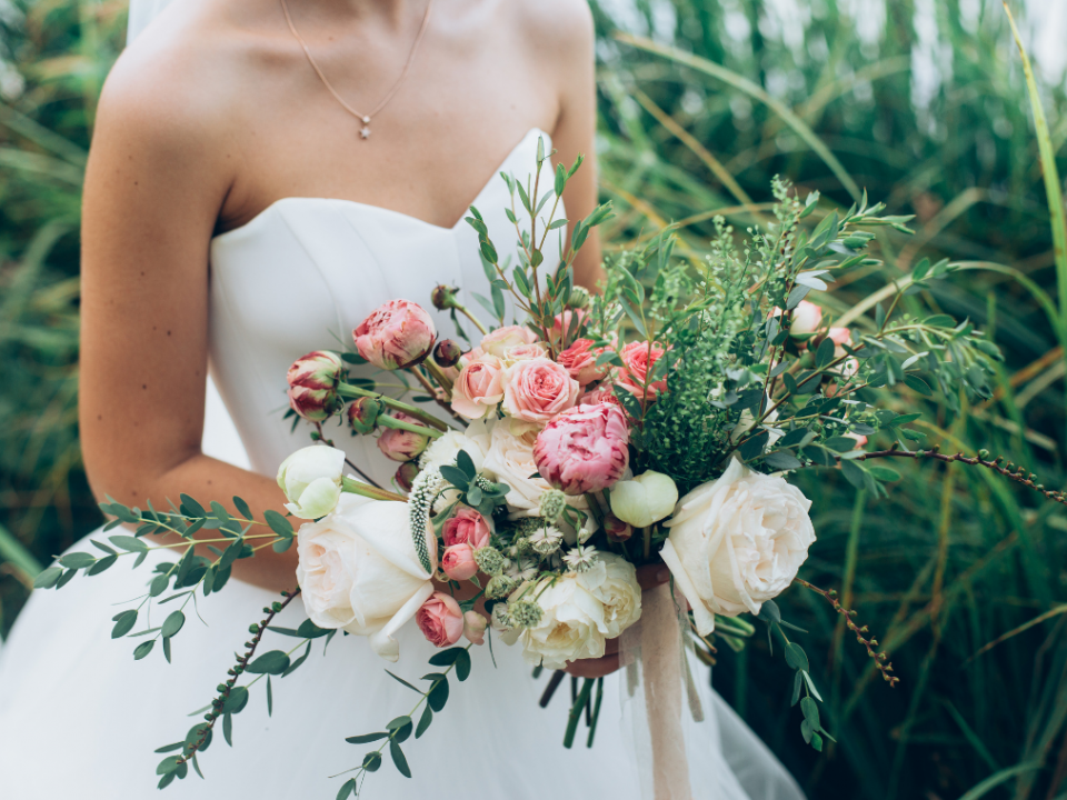 matrimonio in umbria bouquet da sposa